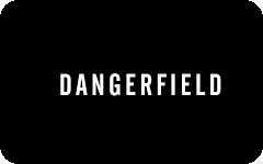 Dangerfield gift card design and art work