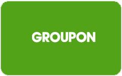 Groupon gift card design and art work
