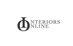 Interiors Online gift card design and art work
