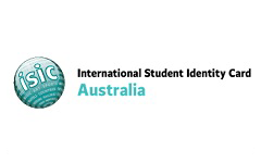 ISIC Student Card gift card design and art work