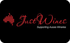 Just Wines gift card design and art work