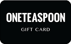 ONETEASPOON gift card purchase