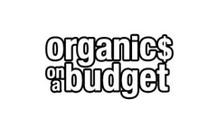 Organics on a Budget gift card purchase