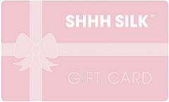 Shhh Silk gift card purchase
