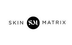 Skin Matrix gift card design and art work