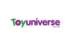 Toy Universe gift card design and art work