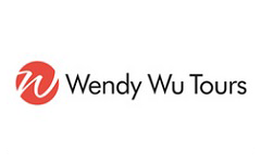 Wendy Wu Tours gift card design and art work