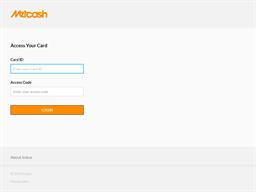 Metcash gift card balance check