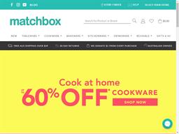 Matchbox shopping