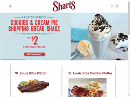 Shari's shopping