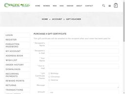 Australian Sheepskin Manufacturers gift card purchase
