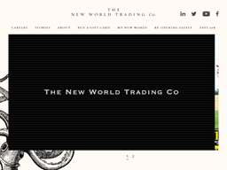 NWTC The New World Trading Company shopping