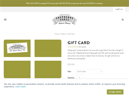 Shepherds Purse Cheeses gift card purchase