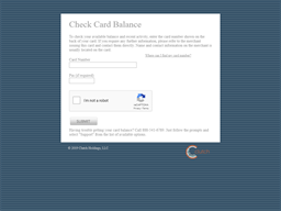 The Common Man gift card balance check