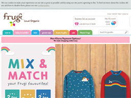 Frugi shopping
