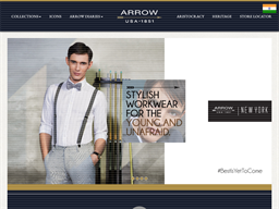 Arrow shopping