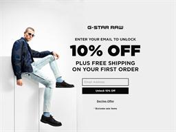 G-star shopping