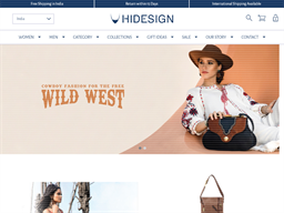 Hidesign shopping