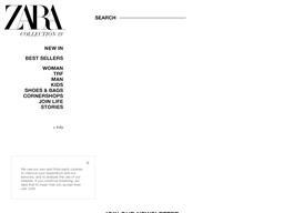 Zara shopping