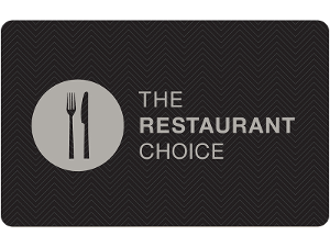 The Restaurant Choice gift card purchase