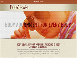 Body Jewel shopping