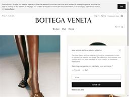 Bottega Veneta shopping
