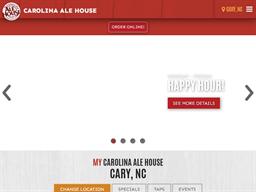 Carolina Ale House shopping