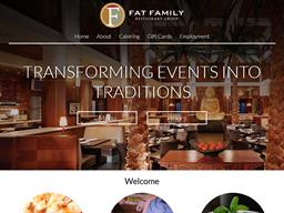 Fat's Family of Restaurants shopping