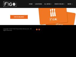 FIGO Pasta gift card purchase