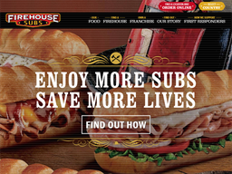Firehouse Subs shopping