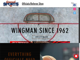 General Sports shopping
