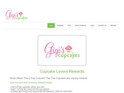 Gigi's Cupcakes gift card purchase