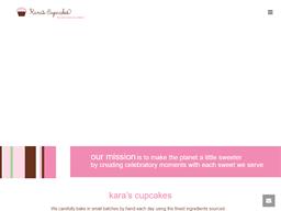 Kara's Cupcakes shopping