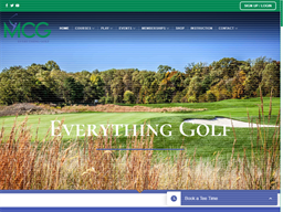 Montgomery County Golf gift card purchase