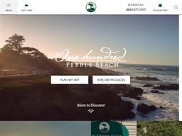 Pebble Beach Resorts shopping