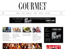 Gourmet Traveller Restaurant Physical shopping
