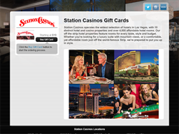 Station Casinos gift card purchase