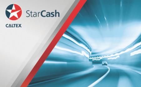 Caltex StarCash Digital gift card design and art work