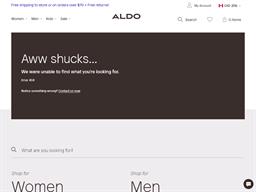 Aldo Shoes gift card balance check