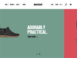BOGS Footwear shopping