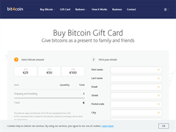 bit4coin gift card purchase