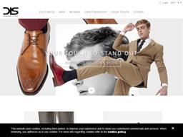 Design Italian Shoes (DIS) shopping