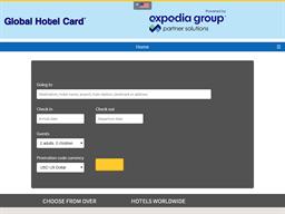 Global Hotel shopping