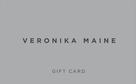 Veronika Maine gift card purchase