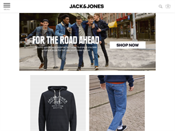 Jack & Jones shopping