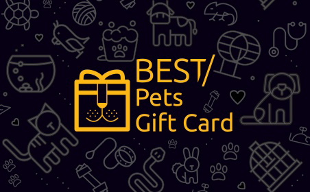 Best Pets gift card purchase