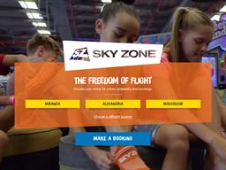 Sky Zone shopping