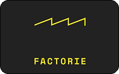 Factorie gift card purchase