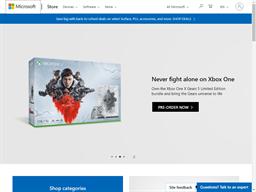 Microsoft shopping