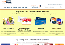Mastercard Gift Card GiftCards.Com shopping